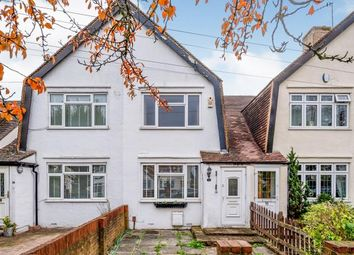 Thumbnail 3 bed terraced house for sale in Mount Road, Chessington, .