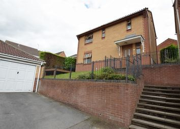 Thumbnail 3 bed detached house for sale in Naseby Road, Belper, Derbyshire