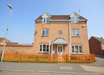 Thumbnail 4 bed detached house for sale in Goodheart Way, Thorpe Astley, Leicester