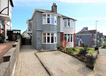 Thumbnail 2 bed semi-detached house for sale in Burleigh Lane, Peverell, Plymouth, Devon