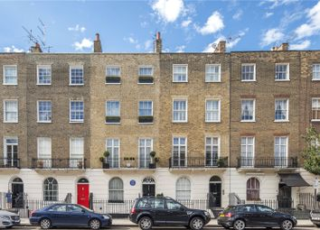 Thumbnail 4 bed terraced house for sale in Cliveden Place, London