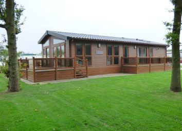 Thumbnail 2 bed lodge for sale in Woodthorpe, Alford