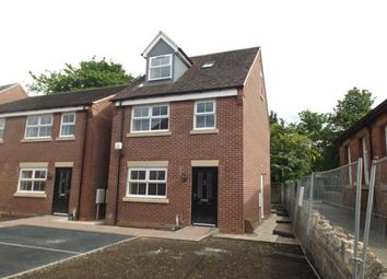 Thumbnail 3 bed detached house for sale in Haymans Corner, Mansfield Woodhouse, Mansfield, Nottinghamshire