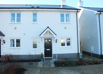 Thumbnail 3 bed semi-detached house to rent in Rosemary Close, Crundale, Haverfordwest