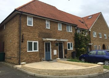 Thumbnail 2 bed end terrace house to rent in Vanneck Square, London