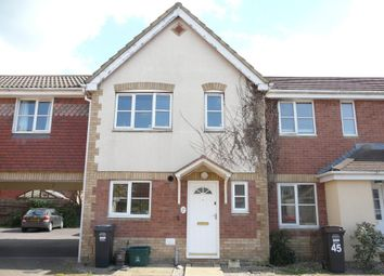 Thumbnail 3 bed terraced house for sale in Barley Cross, Wick St. Lawrence, Weston-Super-Mare