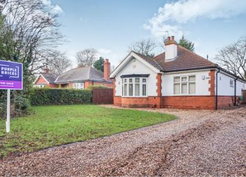 Thumbnail 4 bed detached bungalow for sale in Pelham Avenue, Scartho
