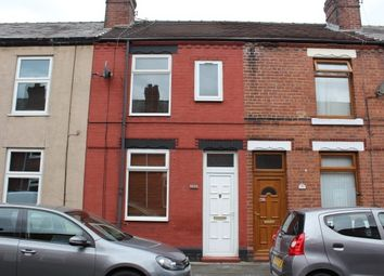 Thumbnail 2 bed terraced house to rent in Cartwright Street, Warrington