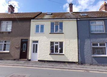 Thumbnail 4 bedroom terraced house for sale in Okehampton, Devon, England