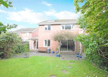 Thumbnail 4 bed detached house for sale in Northcroft, Wooburn Green, High Wycombe