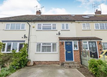 Thumbnail 4 bed terraced house for sale in The Meadway, Hoddesdon