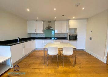 Thumbnail 2 bed flat to rent in Old Oak Common Lane, London