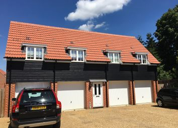 Thumbnail 2 bed property for sale in East Close, Bury St. Edmunds