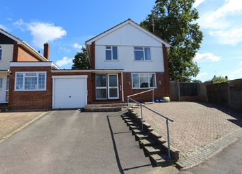 Thumbnail 3 bed detached house for sale in Bibury Close, Woodley, Reading