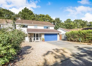 Thumbnail 4 bed detached house for sale in Hazel Drive, Ferndown