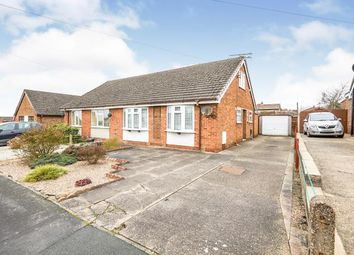 Tandy Avenue, Moira, Swadlincote, Derbyshire DE12. 3 bed bungalow for sale