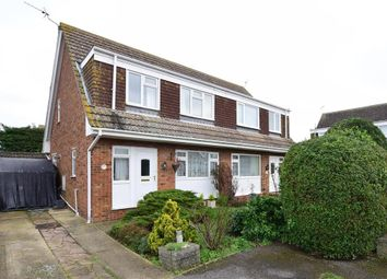 3 bed semi-detached house for sale in Caroline Close, Whitstable, Kent CT5