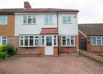 Thumbnail 4 bed semi-detached house for sale in East Towers, Pinner, Middlesex