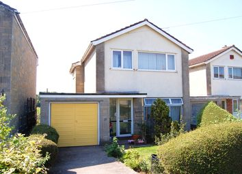 Thumbnail 3 bed detached house for sale in Martins Close, Bath