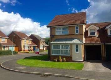 Thumbnail 3 bed end terrace house for sale in Webster Way, Gonerby Hill Foot, Grantham
