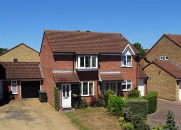 Thumbnail Semi-detached house for sale in Eland Way, Cherry Hinton, Cambridge