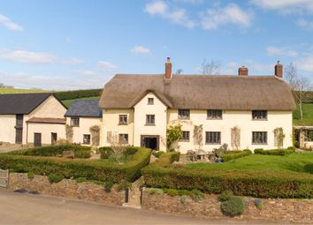 Thumbnail 5 bedroom detached house for sale in Yeoford, Crediton