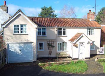 3 bed end terrace house for sale in The Street, Grundisburgh, Woodbridge IP13
