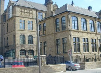 Thumbnail 2 bed flat for sale in Byron Halls, Byron Street, Bradford, West Yorkshire