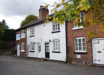 Thumbnail 2 bed terraced house for sale in Henry Street, Lymm, Cheshire