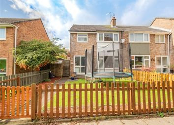 Thumbnail 3 bed end terrace house for sale in Hill Rise, Llanedeyrn, Cardiff