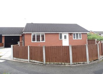 Thumbnail 2 bed bungalow for sale in Crofters Green, Preston