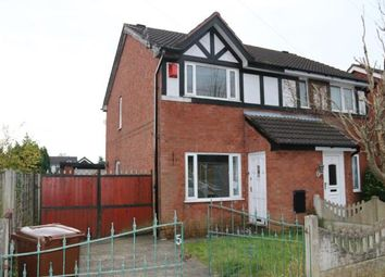 Thumbnail 2 bed semi-detached house for sale in St. Elizabeths Road, Aspull, Wigan, Greater Manchester