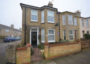Thumbnail 3 bed end terrace house to rent in Florence Road, Lowestoft, Suffolk