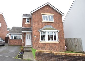 Thumbnail 3 bed detached house for sale in Heol Iscoed, Fforestfach, Swansea, West Glamorgan