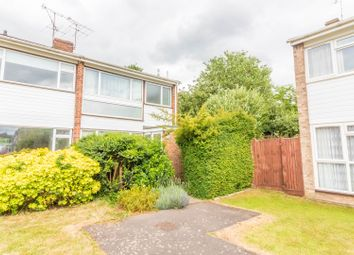 Thumbnail 3 bedroom end terrace house for sale in Hanwood Close, Reading