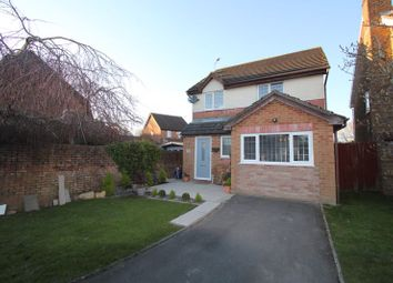 Thumbnail 3 bed detached house for sale in Readers Way, Rhoose, Barry