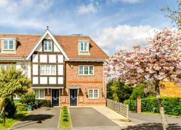 Thumbnail 4 bed end terrace house for sale in Kingswood Road, Shortlands