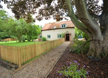 Thumbnail 3 bed cottage for sale in London Road, Brampton, Beccles