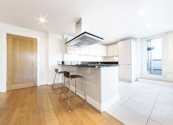 Thumbnail 3 bedroom flat for sale in Jellicoe House, St George Wharf