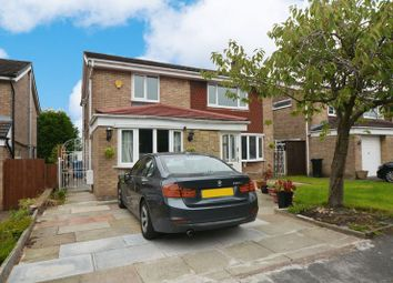 Thumbnail 4 bed detached house for sale in Wasdale Drive, Gatley, Cheadle