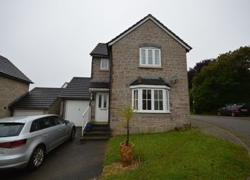 Thumbnail 3 bed detached house to rent in College Way, Gloweth, Truro