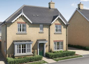Thumbnail 3 bedroom detached house for sale in Herschel Place, Hawkhurst, Cranbrook