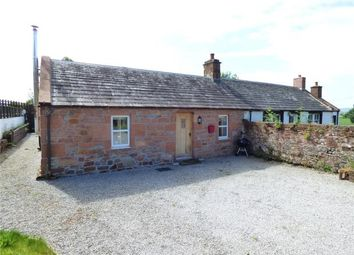 Thumbnail 2 bed semi-detached bungalow for sale in The Old Bothy, Millhousebridge, Lockerbie, Dumfries And Galloway