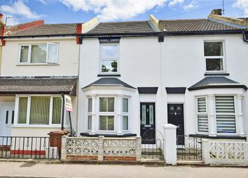 Thumbnail 3 bed terraced house for sale in Court Lodge Road, Gillingham, Kent