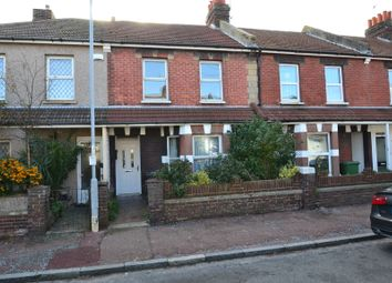 Thumbnail 3 bed terraced house to rent in Seaford Road, Eastbourne