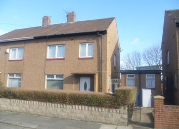 Thumbnail 3 bedroom semi-detached house to rent in Byron Avenue, Boldon Colliery