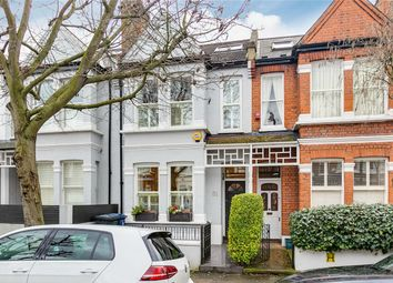 Thumbnail 3 bed terraced house for sale in Brookfield Road, Bedford Park Borders, Chiswick, London