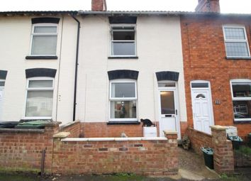 Thumbnail 2 bed terraced house to rent in Manton Road, Rushden