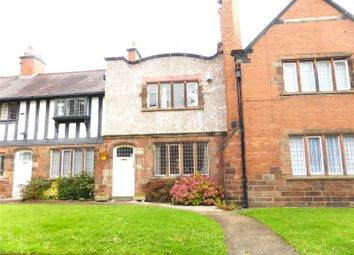 Thumbnail 3 bed terraced house for sale in Greendale Road, Port Sunlight
