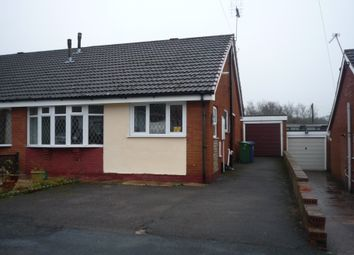 Thumbnail 2 bed bungalow to rent in Blackthorne Crescent, Hazel Slade